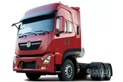 30 Units Dongfeng KL Natural Gas Powered Trucks Delivered to Ningxia