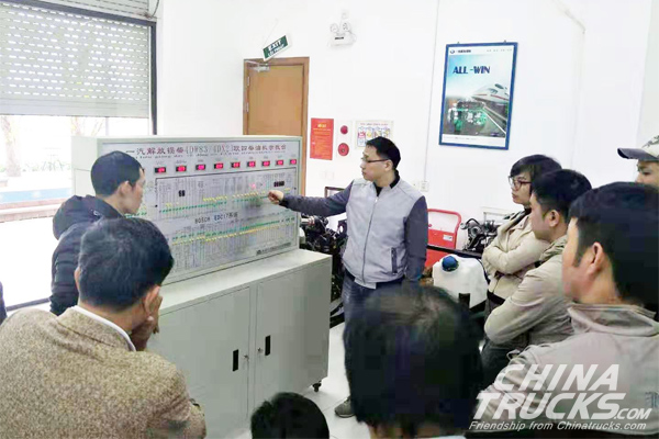 FAWDE Conducts a Training to Win Electronic Control Service Struggle of Vietnam