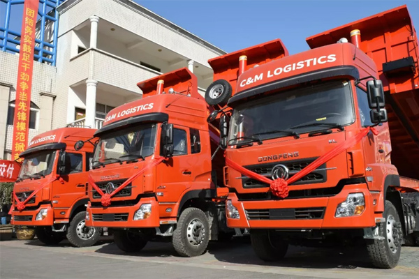 30 Units Dongfeng KL to Arrive in Ghana for Transporting Ores