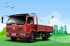 Dongfeng Furui Truck F4 Achieves Higher Fuel Economy