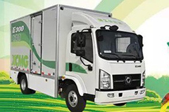 XCMG Committed to Developing Electricity Powered Trucks