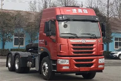 Jiefang Hybrid Truck to Hit the Market Soon