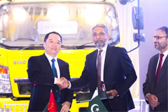 Sinotruk Rolls Out New Product Range for Pakistan Market