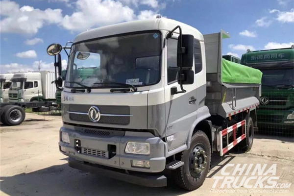 Dongfeng Sold 222 Units Trucks in Four Days