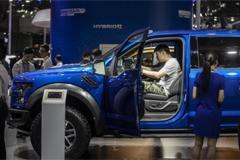 Great Wall, Ford Get Ready for Surging Demand for Pickup Trucks in China