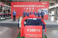 Weichai Land King Engine Production Volume Reaches One Million