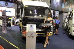 Foton EST-M Series Trucks Make Their Debut in Philippines