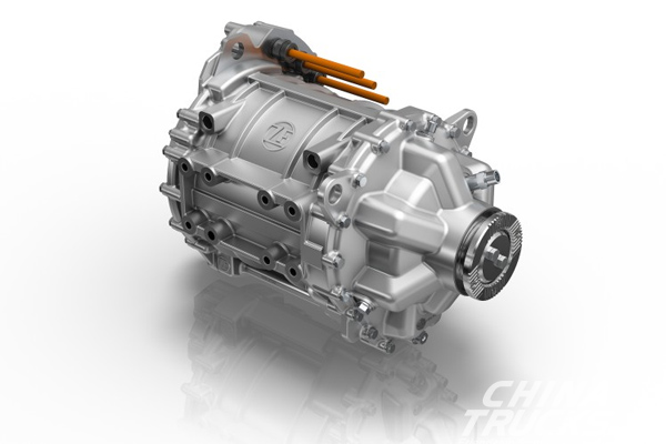Emission-Free in China: ZF Presents New Electric Central Drive for CVs