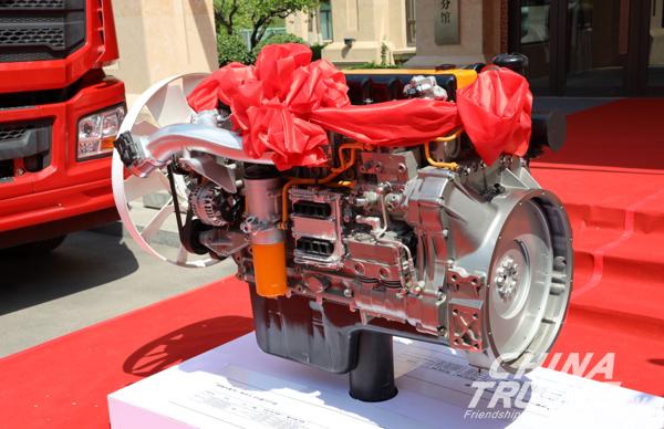 Weichai H Series Engine Sold 40,000 Units in Hebei