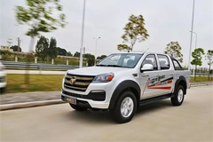 Foton Tunland Secures an Order of 800 Units Vehicles from China Mobile