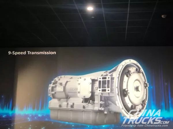 Allison Transmission Announces Launch of 9-speed Transmission at Auto Shanghai