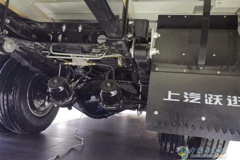 SAIC Yuejin EC500i Full Electric Delivery Truck
