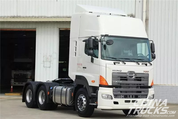 GAC Hino Upgraded Truck with ZF 16-speed Transmission Gearbox to Hit the Market