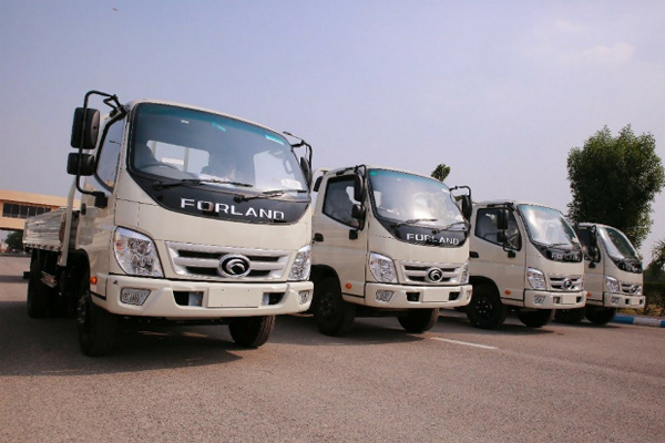 JW Forland to Completely Make Vehicles in Pakistan