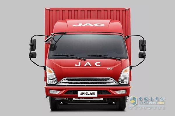 JAC Kangling J Series Truck Makes Debut in Hangzhou