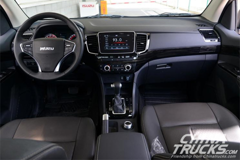 Jiangxi ISUZU Lingtuo Pickup (2019 Edition)+ISUZU Power
