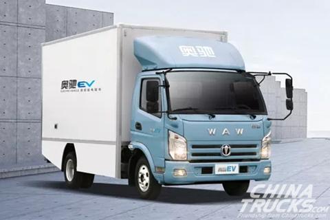 Flyday Aochi EV+Guoxuan High-tech Power