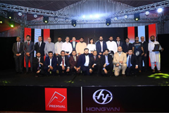 Hongyan Launched New Range of Heavy-duty Trucks in Pakistan
