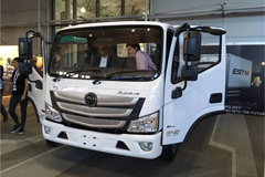 Foton Aumark S Light Truck and Auman EST-M Medium Truck Enter Australia
