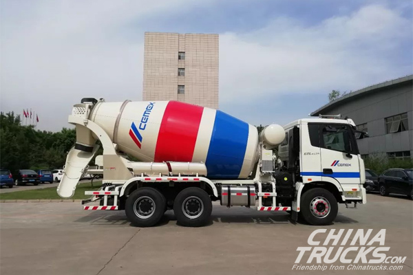 CEMEX to Deepen Cooperation with Foton