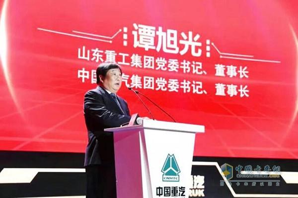 "Tan Xuguang Was Awarded ""Shandong Outstanding Talent Award"
