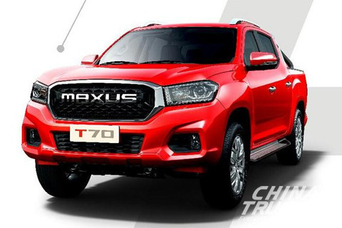SAIC MAXUS T70 Pickup Truck+SAIC NLE Power