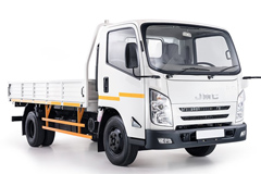 JMC Launched New Range into South Africa