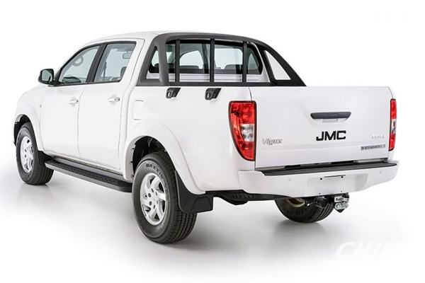 JMC Launched New Range into South African Market