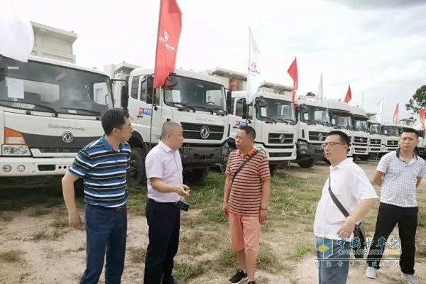 Dongfeng Cummins Makes New Breakthroughs in Laos