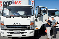 JAC Aims to Bring about World-class High-end Light Trucks