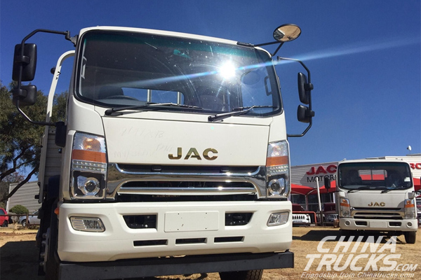 JAC Light-duty Truck is Called as China Isuzu, What is its Next Step?