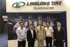 Linglong at 2019 LATIN AMERICAN CARIBBEAN TYRE EXPO