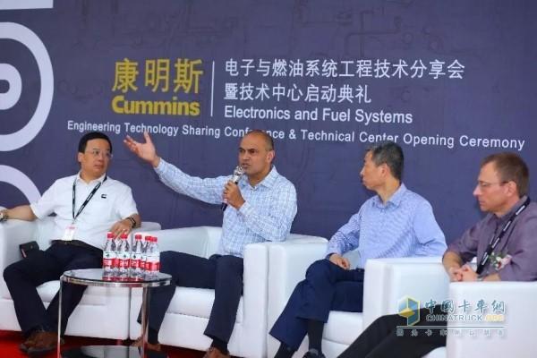 Cummins Wuhan Tech Center Starts Operation