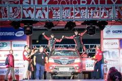 Silk Way Rally | S09-10 TUNLAND