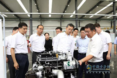 Yuchai Announced Its New Type of Strategic Partnership with Foton