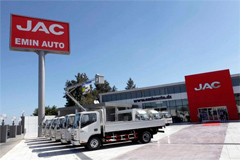 """JAC Motors: Brand Awareness Runs throughout the """"One Belt, One Road"""