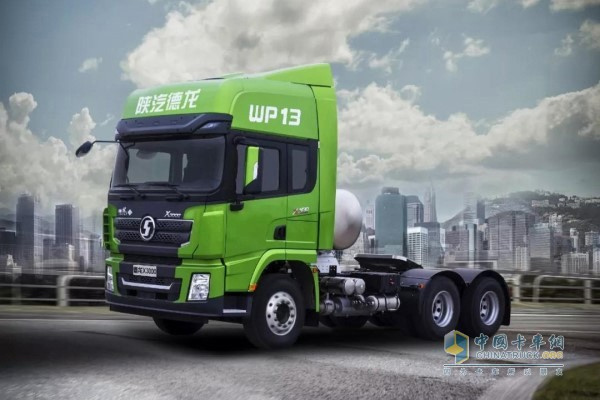 China's Natural Gas Powered Heavy-duty Trucks Sold 85,000 Units in H1 2019
