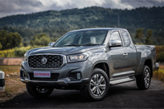 SAIC Motor Launches MG Extender Pickup in Thailand