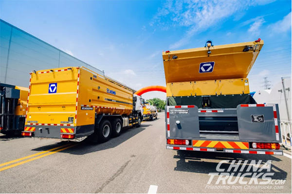 XCMG Sold Over 100 Units of Road Maintenance Equipment in the First Half of 2019