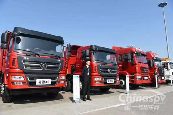 SHACMAN Sold 14,900 Units Trucks from January to July