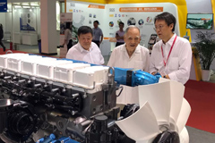 Weichai Attends China International Internal Combustion Engine&Spare Parts Expo