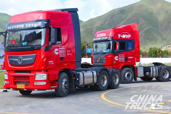 Cummins Engines Pass Tests in Tibet