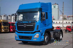 Dongfeng Secures an Order of 100 Units Terminal Tractors from LMKJ