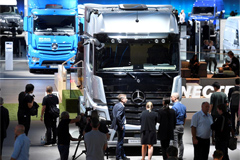 Daimler to Make Mercedes Benz-branded Heavy Trucks in China