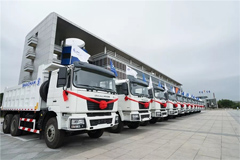 Over 170,000 Units SHACMAN Trucks Operate Smoothly Across the World