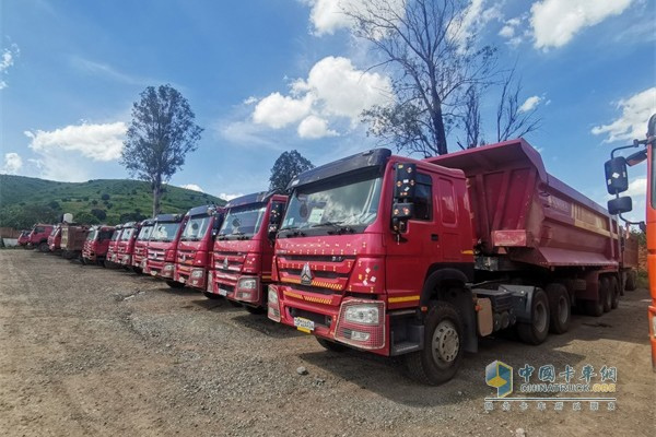 CNHTC Ranks the First Place in Heavy-duty Truck Export in H1 2019