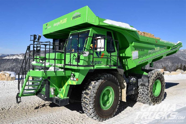 Kuhn Makes Largest Electric Vehicle in the World