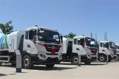 Dongfeng Reports 12509 Units Sales in Medium-and-Heavy-Duty Trucks, up 10.5% YOY