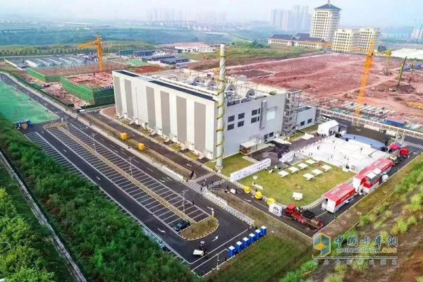 Chongqing Cummins Technological Center Starts Operation