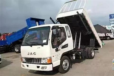 JAC D6176 Dump Truck+Yunnei Power